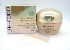 Shiseido Benefiance WrinkleResist24 Day Cream Spf 15 ~ 1.8 oz / 50 ml ~ BNIB
