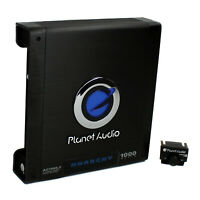 Planet Audio AC1000.2 1000W 2 Channel MOSFET Class A/B Power Stereo Amplifier