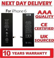 High Capacity Battery Replacement for iPhone 6 6G 1810mAh  10 Year Warranty