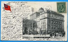 CPA Canada: Court House - MONTREAL / 1904
