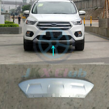 For Ford Kuga Escape 2017-2019 Front Bumper Body Skid Plate Diffuser Guard Cover