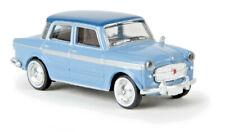 """Brekina 22208 Fiat 1200 """"Gran Luce"""", blau, H0"""