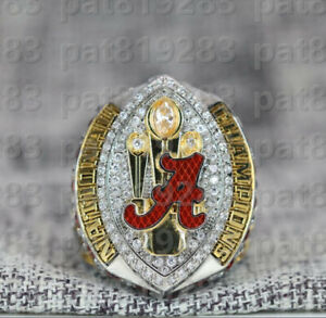 2020 2021 Alabama Crimson Tide Football National Championship Ring Fans Gift