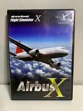 Airbus X PC DVD ROM Add-on Microsoft Simulateur De Vol Sim X FSX FS