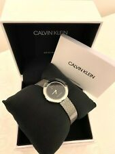 Calvin Klein Womens Watch CK Brand New 100% Authentic With Box K3N231