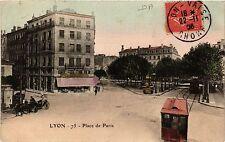 CPA LYON Place de Paris (442298)