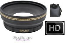Hi Def 0.43x Wide Angle With Macro Lens For Sony DSC-RX10 III M3