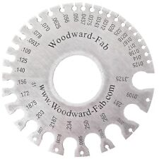 Woodward Fab Auto body sheet metal thickness gauge WFSG