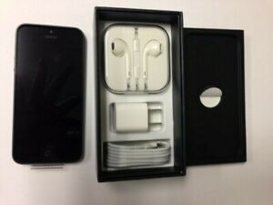APPLE IPHONE 5 NEW 16GB BLACK UNLOCKED A 1428
