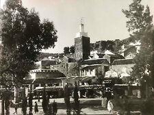 Maroc tirage argentique anonyme entre 1930 et 1960  AL- MAGHRIB