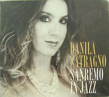 "DANILA SATRAGNO  ""SANREMO IN JAZZ""  cd sigillato  DE ANDRE'"