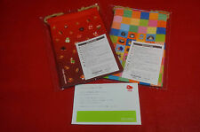 FREE SHIP CLUB NINTENDO 3DS Pouch Animal Crossing + MARIO 2set Made in 2015