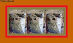 Organic Pine Nuts- 3 Lbs Member's mark-USDA Organic