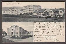 11880 - AK, Dörfel (Dedinka), Tschechien, Deutscher Turnverein, 1919, gebraucht.