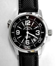 Zeno Watch Basel Swiss Made Automatic Movement Water Resistant 3 ATM Mens Watch