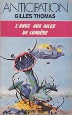C1 Gilles THOMAS - L ANGE AUX AILES DE LUMIERE FNA 1978 EO Julia VERLANGER