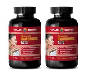 anti-aging pill - HYALURONIC ACID 100MG 2B - pure hyaluronic acid