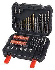 Black Decker A7188 Drill and Screwdriver Bit Set 50-piece