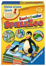 Ravensburger 21269 - kunterbunter Spielezoo Neu/ovp