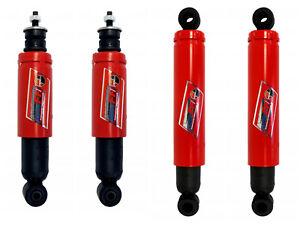 Set Öl-Stoßdämpfer 2x vorn und 2x hinten Lada 2101 bis 2107 4 Stück Fenox