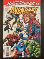 MARVEL ADVENTURES #1 The Avengers (2006 MARVEL Comics) ~ VF/NM Book