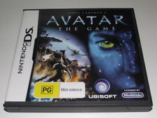 Avatar The Game Nintendo DS 2DS 3DS Game *Complete*
