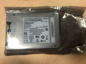 """Intel SSDSC2BF240A5L SSD Pro 2500 Series 240GB 2.5"""" 6Gb/s SATA SSD - NEW"""