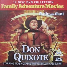 DON QUIXOTE DVD BOB HOSKINS ISABELLA ROSSELLINI