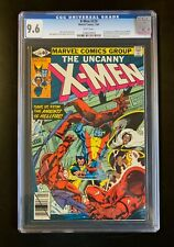 UNCANNY X-MEN #129  CGC 9.6 (WHITE PAGES)1st Kitty Pride, Emma Frost, Sebastian