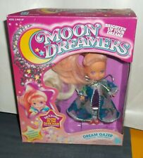RARE Series 3 Moon Dreamers Dream Gazer MIBx (no star on eye) Extra Pixie Tail