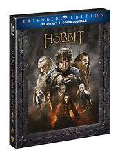 Lo Hobbit - La battaglia delle cinque armate - Extended Ed. (3 Blu-Ray Disc)