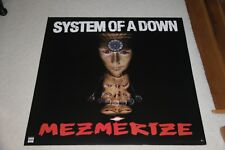 System Of A Down 3 Foot By 3 Foot 2 Sided Promotional Poster For Mesmerize