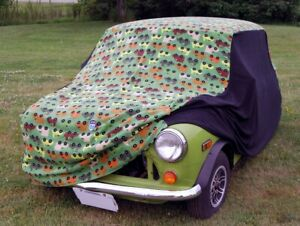 Classic Mini Car Cover - SKU CC-Mini