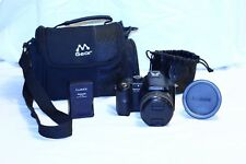 Panasonic LUMIX DMC-FZ50 Camera w/ DMW-LW55 Lens and Case Very Good Condition!