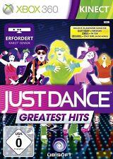 Microsoft XBOX 360 Spiel ***** Just Dance Greatest Hits *****************NEU*NEW
