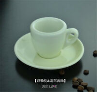 Italy Professional Espresso Cup Palermo 56cc Porcelain Thick Coffee Cup+Saucer