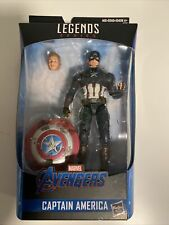 Marvel Legends Worthy Captain America Figure Walmart Exclusive NEW