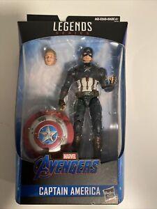 Marvel Legends Worthy Captain America Figure Walmart Exclusive NEW