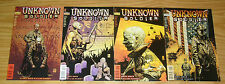 Unknown Soldier #1-4 VF/NM complete series - garth ennis - vertigo comics set
