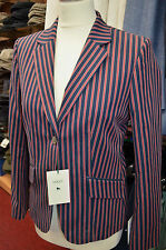 Cotton Button Blazers Petite for Women