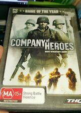 Company of Heroes Game of the Year - PC GAME - FAST POST