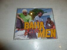 BAHA MEN - Who Let The Dogs Out - Deleted 2000 UK 3-track CD single