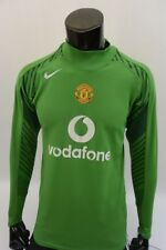 2007-2009 nike Manchester United Goal Keepers GK LS Shirt SIZE S (adults)