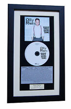 OLLY MURS Right Place CLASSIC CD Album GALLERY QUALITY FRAMED+FAST GLOBAL SHIP
