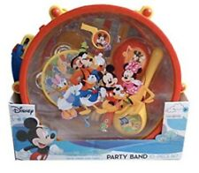 Disney Junior Mickey Mouse Party Band 10pc Set