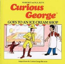 Curious George Goes to an Ice Cream Shop (Curious George - Level 1) by , Good Bo