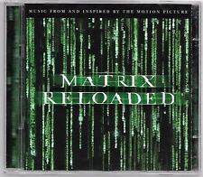 CD MUSIQUE DE FILM / THE MATRIX RELOADED (B.O DE FILM)