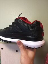Mens Nike Air Jordan IX Retro Golf Cleat Size 8 (833798 002)