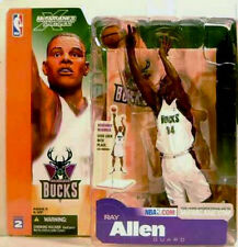 McFarlane Sports NBA Basketball Series 2 Ray Allen Action Figure new