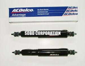 "1965-1973 Ford Mustang Rear AC Delco Gas Shocks Extended 17.4"" Comp. 10.59"""